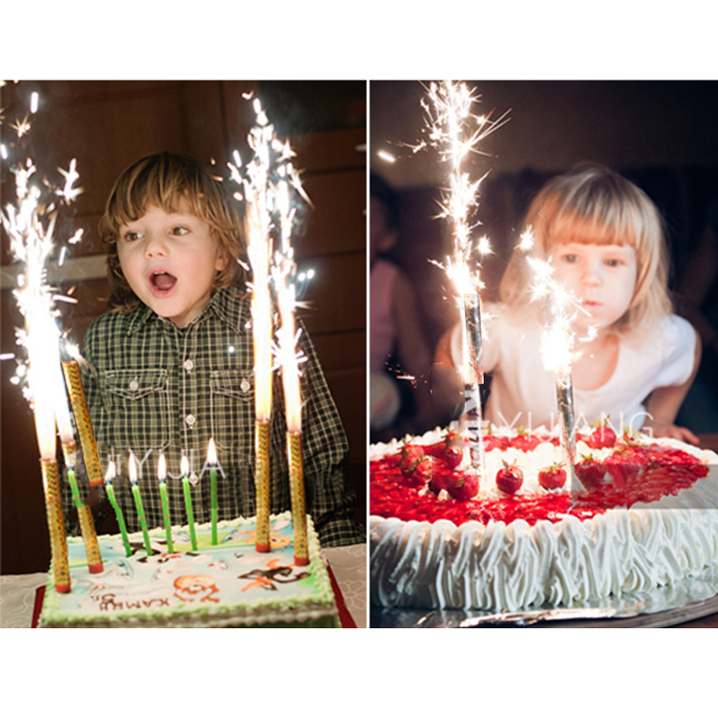 Buy Birthday Cake Sparklers And Get Free Shipping On AliExpress