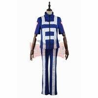 Cosplay Legend My Hero Academia Yuei Koko High School Gym Suit Cosplay Adult Costume Custom Made