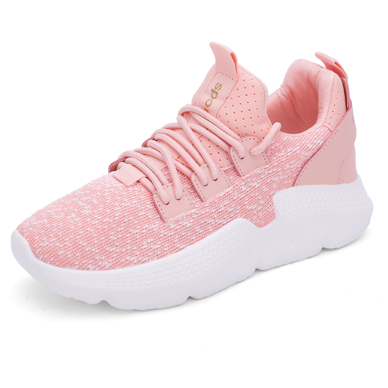Tenis Feminino 2019 Women Tennis Shoes Comfort Pink Gym Sport Shoes Female Stability Athletic Fitness Sneakers Chaussures Femme