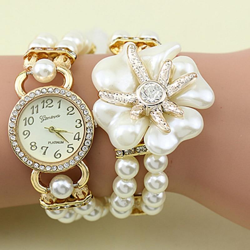 गर्म बिक्री लक्जरी के साथ - महिलाओं की घड़ियों