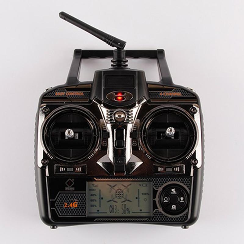 ФОТО 2.4G RC Transmitter Wltoys V666 / V666N / V977 / V915 / V222 / V913 RC Quadcopter Spare Part Drone Toys Accessories Supplies