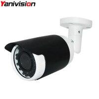 Mini Bullet Outdoor IP66 5MP H 265 IP Network Camera Hi3516D P2P 4MP 1080P 960P Surveillance
