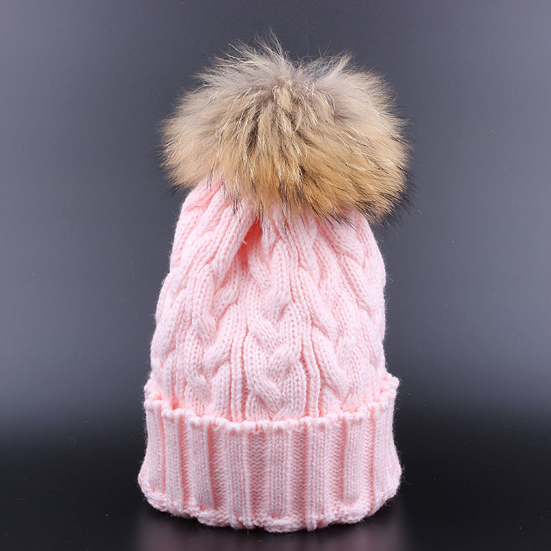 Women Winter Hat Skullies Beanies Cap Pom Pom Hat Men Unisex Bonnet Femme Beanie Hats for Women Winter Cap women cap skullies