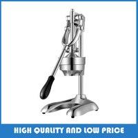 commercial/household Stainless Steel manual hand press juicer squeezer citrus lemon orange pomegranate fruit juice extractor