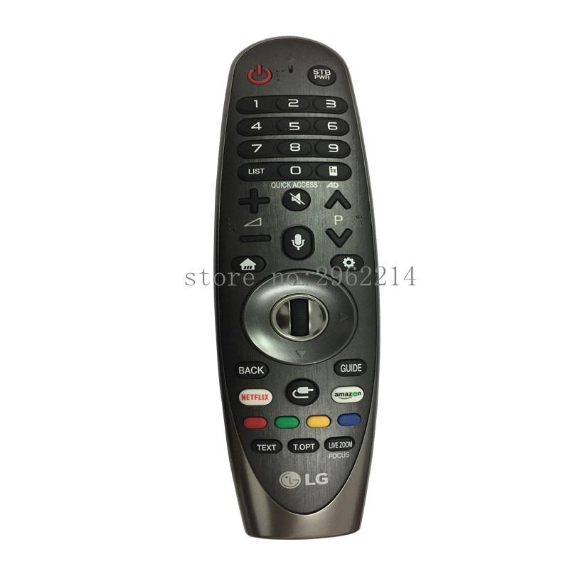 NEW original remote control AKB75455301 AN-MR18BA suitable for LG SMART TVNEW original remote control AKB75455301 AN-MR18BA suitable for LG SMART TV