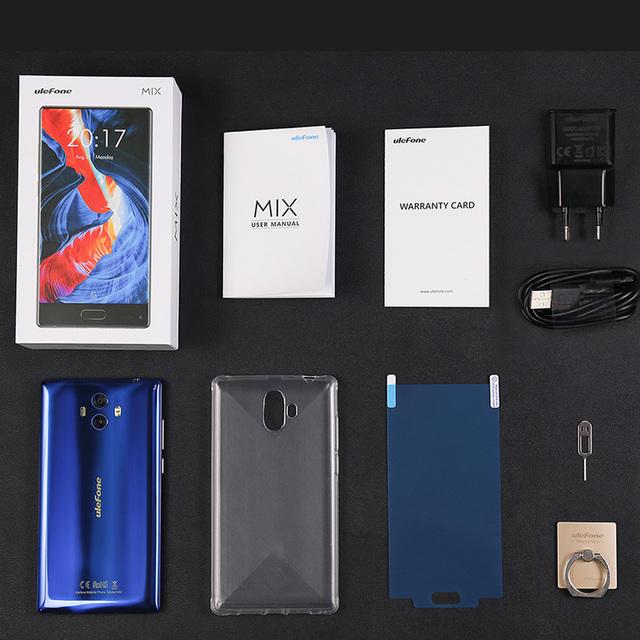Ulefone MIX 13MP  5.5 inch