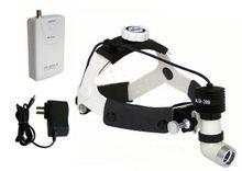 KD 202A 6 5W LEDผ่าตัดHigh Powerทางการแพทย์ไฟหน้าทันตกรรมหัวโคมไฟ
