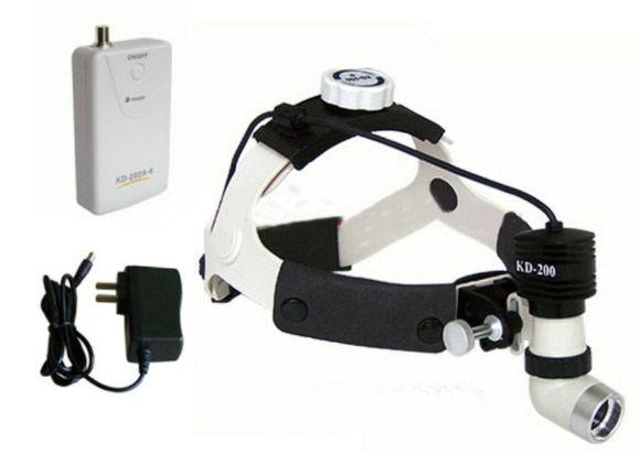 KD-202A-6 5W LED Surgical Headlight High-power Medical Headlight Dental Head Lamp