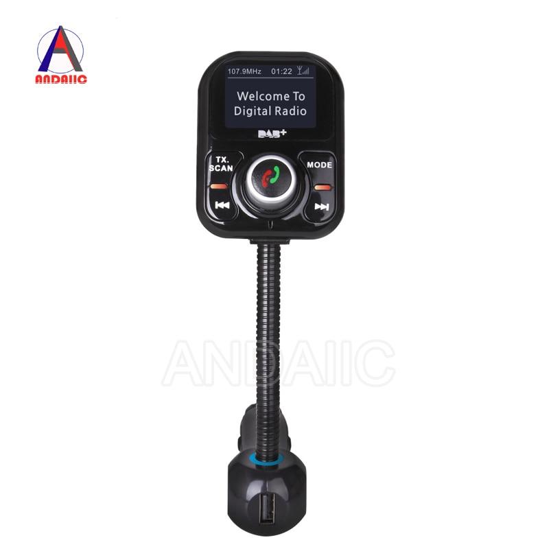 Car DAB plus radio adapter receiver antenna tuner