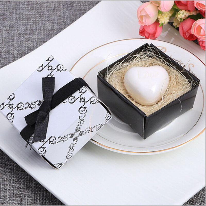 Cute Wedding Gift Ideas: Party Gifts Creative Handmade Mini Soap Wedding Supplies