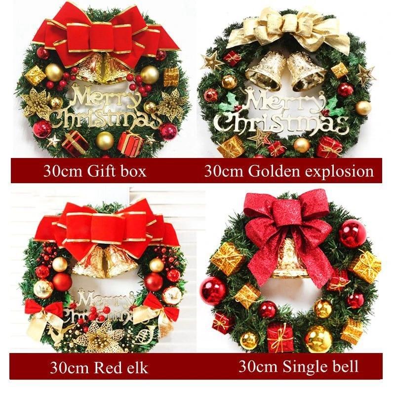 Choice of 3 Christmas Garland