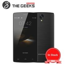 Buque De LA UE HOMTOM HT7 PRO MTK6735 1.3 GHz Quad Core 5.5 pulgadas de Pantalla HD 2 GB RAM 16 GB ROM Android 5.1 4G LTE Smartphone