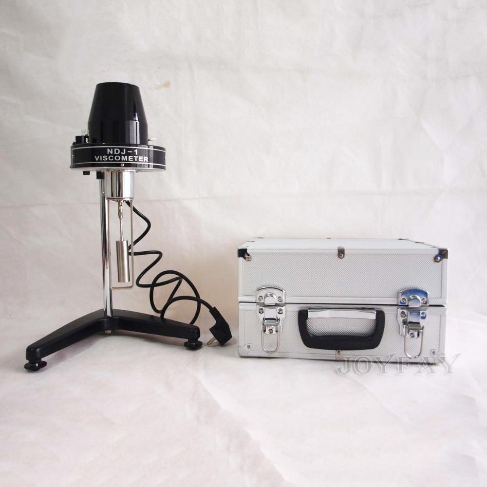 Rotary Viscosimeter Viscometer Viscosity Tester Meter NDJ-1 rotary viscosimeter viscometer viscosity tester meter ndj 1