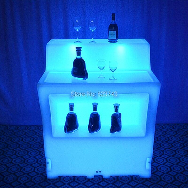 LED BAR Lumineux Table 1