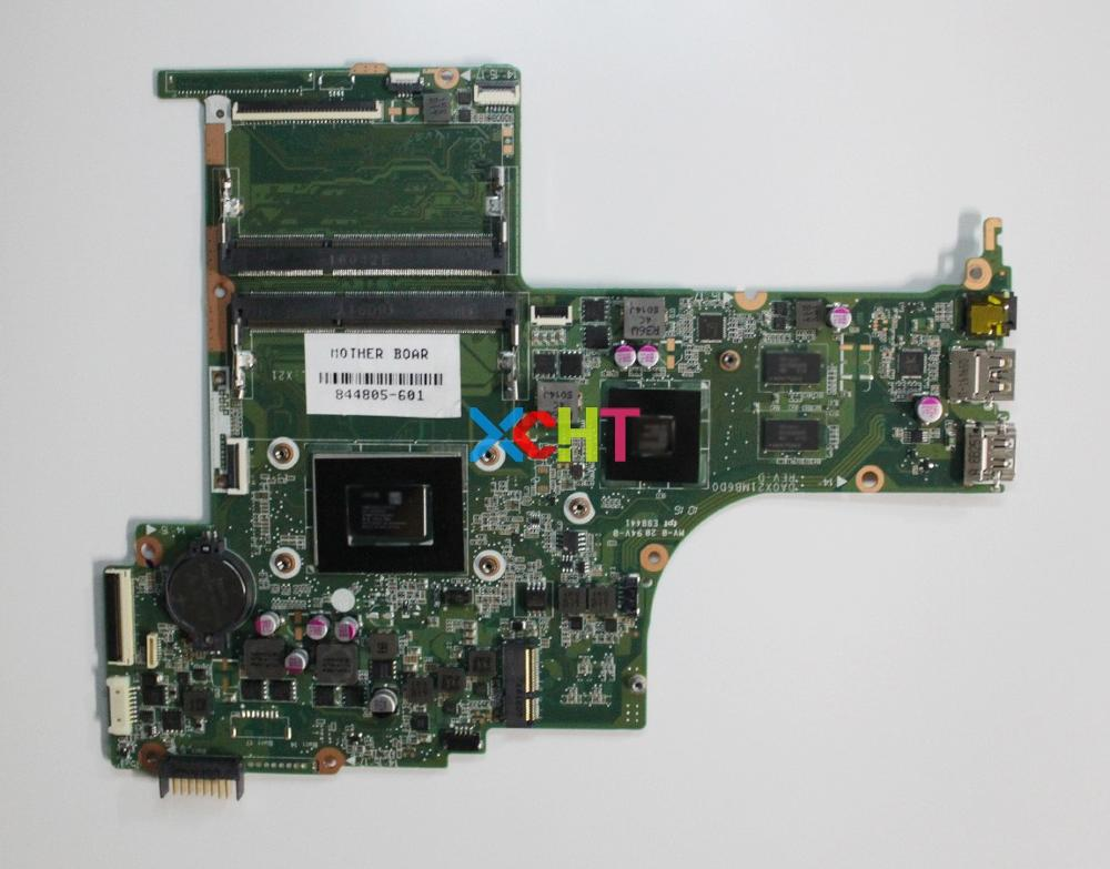 XCHT for HP Pavilion Notebook 15 15 ab 15Z AB100 Series 844805 601 DA0X21MB6D0 A10 8780P R7M360 2GB Laptop Motherboard Tested-in Laptop Motherboard from Computer & Office