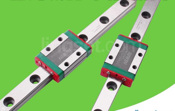 free shipping 100% New HIWIN Linear Guide 1pc HGR15 300mm rail with 2pcs HGH15 CA Narrow Type blocks free shipping to israel hgh15c 16pcs hgr15 440mm 4pcs hgr15 300mm 4pcs hiwin from taiwan linear guide rail