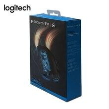 Logitech g300s mouse gamer com fio, com 2500dpi 9 botões programáveis recarregáveis para pc/laptop, mouse gamer, projetado para jogos mmo mmo