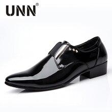 Elegant Classic Men Dress Shoes Genuine Leather Black Business Wedding Shoes Flats Handsome Pointed Toe Shining Graceful