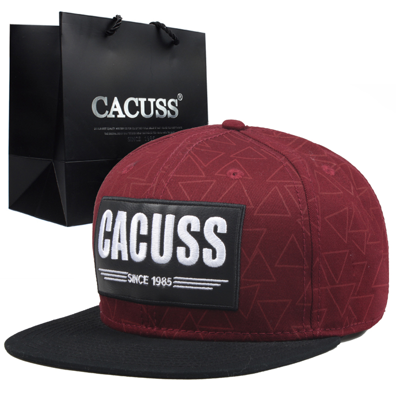 Brand CACUSS sexy flat caps men baseball hats new design 2017 baseball caps customize logo best gifts for friends summer hats 2018 new arrival baseball caps icon logo