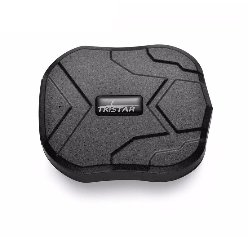 4 marke TKSTAR TK905 Wasserdichte IP66 Fahrzeug Auto Lkw Motorrad GPS Tracker 60 tage Standby zeit Starker Magnet Kostenloser Plattform