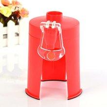 Волшебная бутылка с диспенсером для соды, Коктейльные Вечерние бутылки для питьевой воды