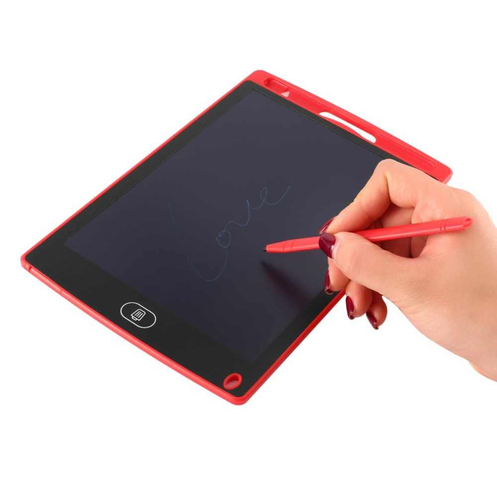 Writing Tablet 8.5 LCD Writing Tablet of Environmental Protection Portable Digital Drawing Handwriting Board for Home Office Note-Taking
