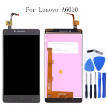 Hohe qualität für Lenovo A6010 5,0 inch LCD monitor + digitizer touchscreen komponente ersatz freies werkzeug 1280*720