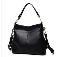 Women Leather Bags Luxury Genuine Leather Handbags Women Bags Stylish Lady Shoulder Bag Bolsa Feminina High Capacity