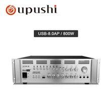 PA System 800W Big Power Amplifier Mixer