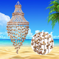 Dream Catchers Modern Handmade Coral Shell Wall Hanging Wind Chimes nordic style kids decoration Ornament scandinavian
