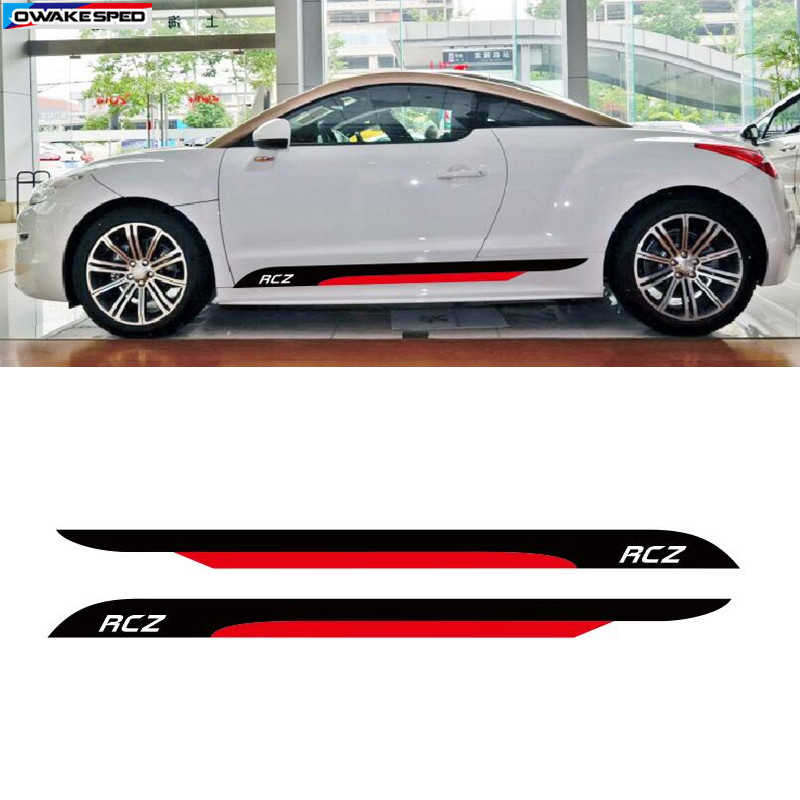 Detail Feedback Questions About Motor Sport Graphics Side Skirt