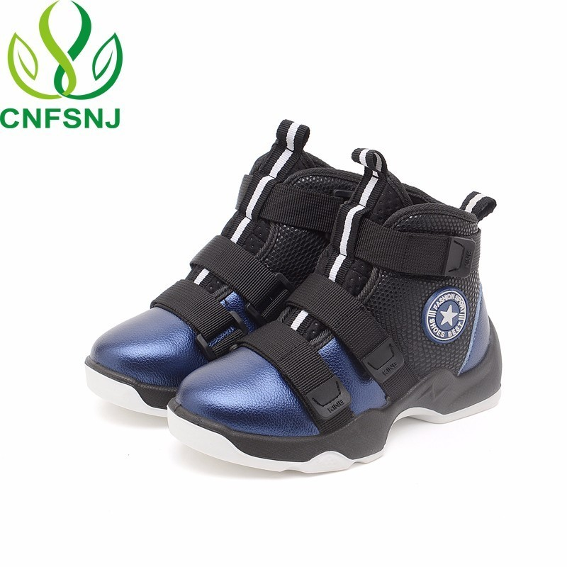 CNFSNJ 2019 New Winter Fashion Children Genuine Leather boots Kids boys Running Shoes Flat With Plush Warmth Sports SneakersCNFSNJ 2019 New Winter Fashion Children Genuine Leather boots Kids boys Running Shoes Flat With Plush Warmth Sports Sneakers