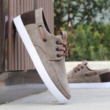 2019ฤดูร้อนผู้ชายรองเท้าLace Upรองเท้าผ้าใบสบายสบายBreathableสบายๆรองเท้าผู้ชายรองเท้าผ้าใบคุณภาพสูงสวมใส่รองเท้าแบนman