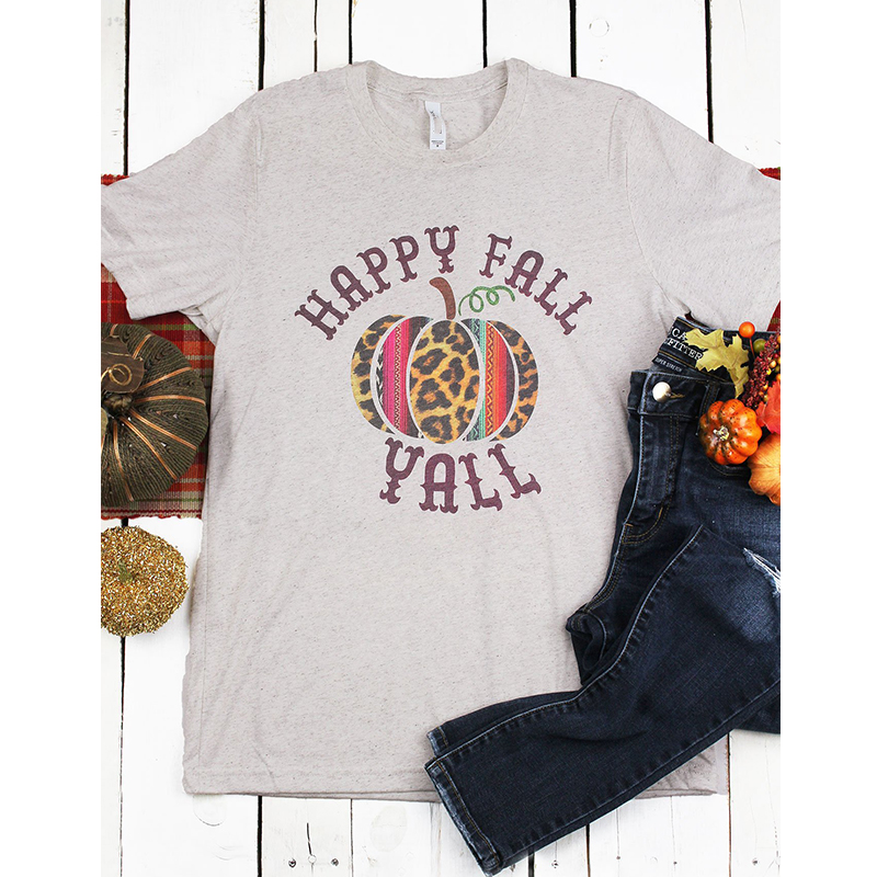 New T shirt Top Pumpkin Spice Letter Printed Halloween Women Unisex Graphic Female Fashion Tee Tshirt Tops Tees Shirt in T Shirts from Women 39 s Clothing