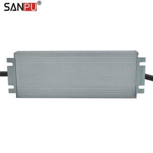 Image 5 - Sanpu led 전원 공급 장치 24 v 120 w 5a 방수 ip67 정전압 ac 24 볼트 lighitng 변압기 슬림 led 드라이버 24vdc