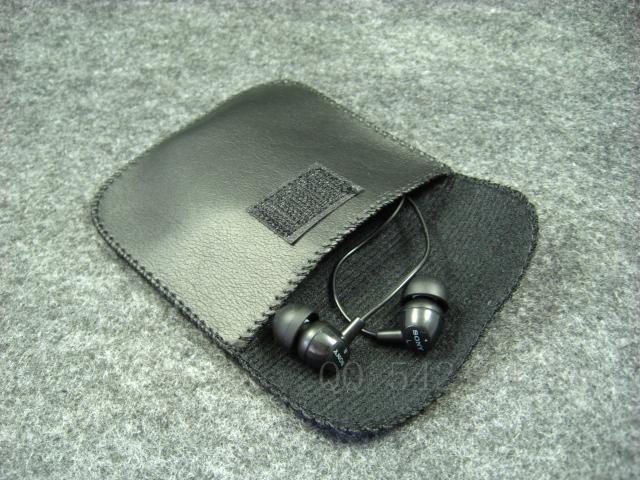 crna torba za slušalice Torbica za slušalice Mini-zaštitna navlaka - Prijenosni audio i video - Foto 3