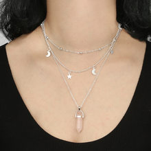 Satellite Choker Chain Necklace Colar Thin Beads Chains of Silver Chokers For Collier Femme New(China)