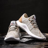 New Men Casual Shoes Summer Breathable Mesh Men Shoes Lightweight Men Flats Fashion Casual Water Shoes