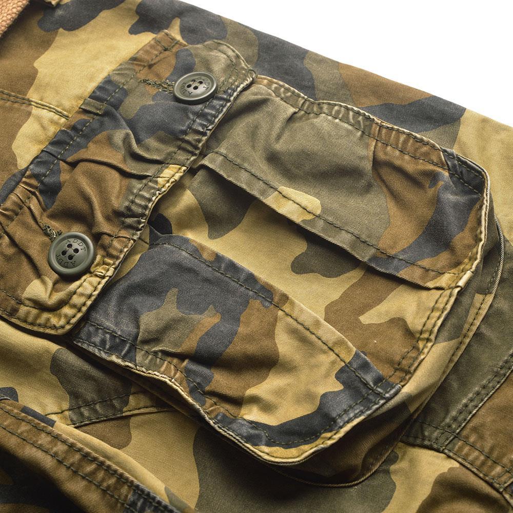 Armee Tactical Uniformhosen Armee der Militärkampfmänner taktische - Herrenbekleidung - Foto 4
