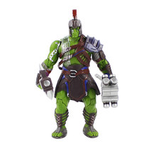 21.5 cm Avengers Thor 3 Ragnarok Oorlog Hamer Strijdbijl Gladiator Hulk BJD PVC Action Figure Collectible Model Toy(China)