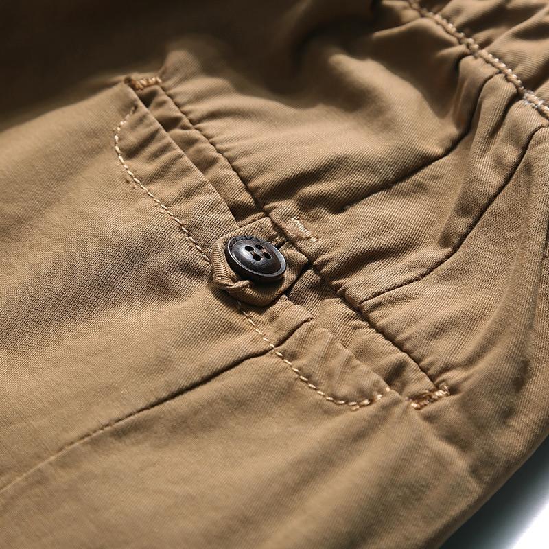 Drop բեռնափոխադրումներ 2018 տղամարդկանց - Տղամարդկանց հագուստ - Լուսանկար 6