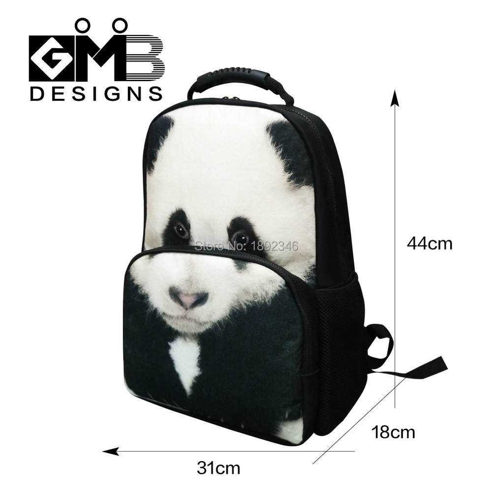 ff543ad1b5 Dog Backpacks for Girls Cool Lion back to school backpacks animal .
