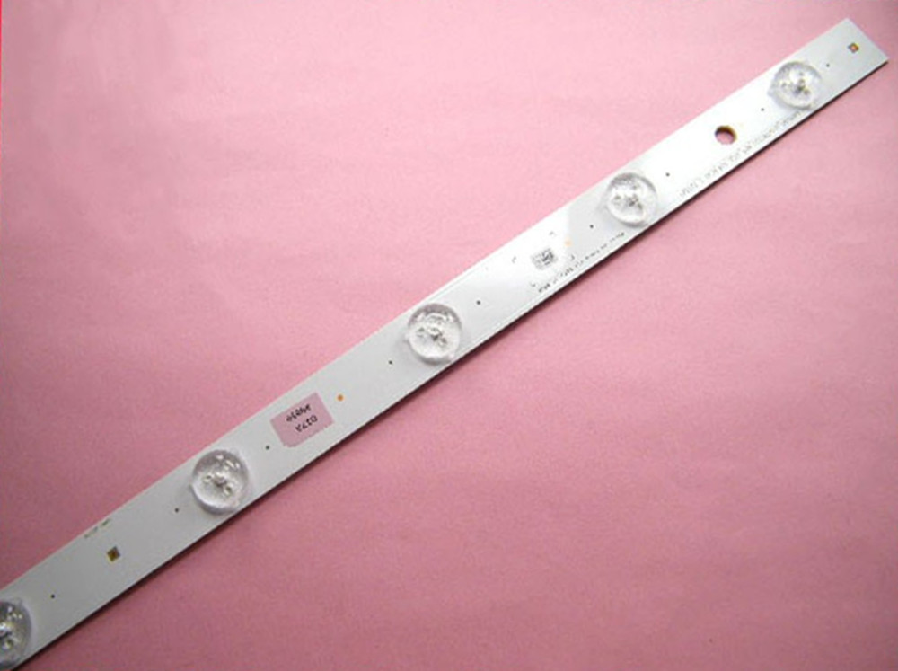 567MM  Strip For 55inch TV SA MSU NG 2014TWI550 M55 3228 A08 REV1.1 1pcs=8leds