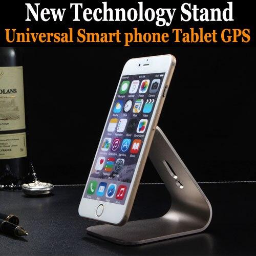 Cool Smart Mobile Phone Suporte Aluminum Metal Desktop