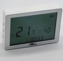 Цифровой экран газовый котел термостат провода для батареи (HS-B709)