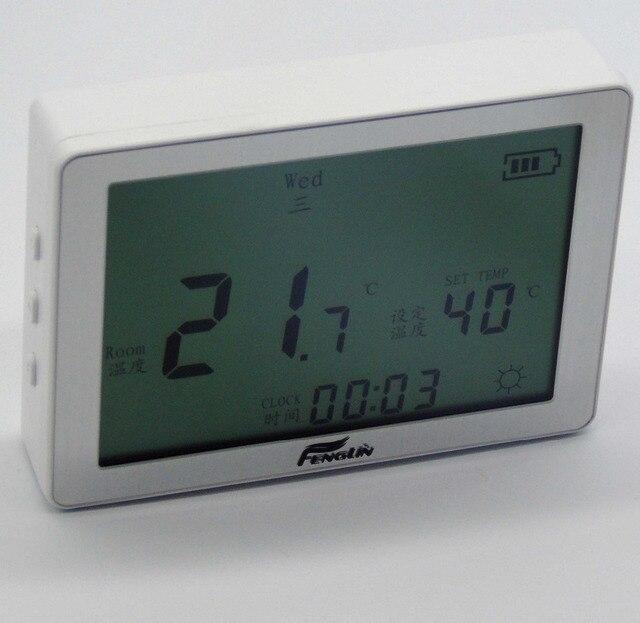 Digitalen bildschirm gas kessel thermostat draht für batterie ...