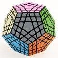 2016 Nueva Shengshou SHS Gigaminx Cubo Mágico Profesional 5x5x5 PVC y Mate Pegatinas Cubo Mágico Rompecabezas velocidad Juguetes Clásicos Envío Gratis