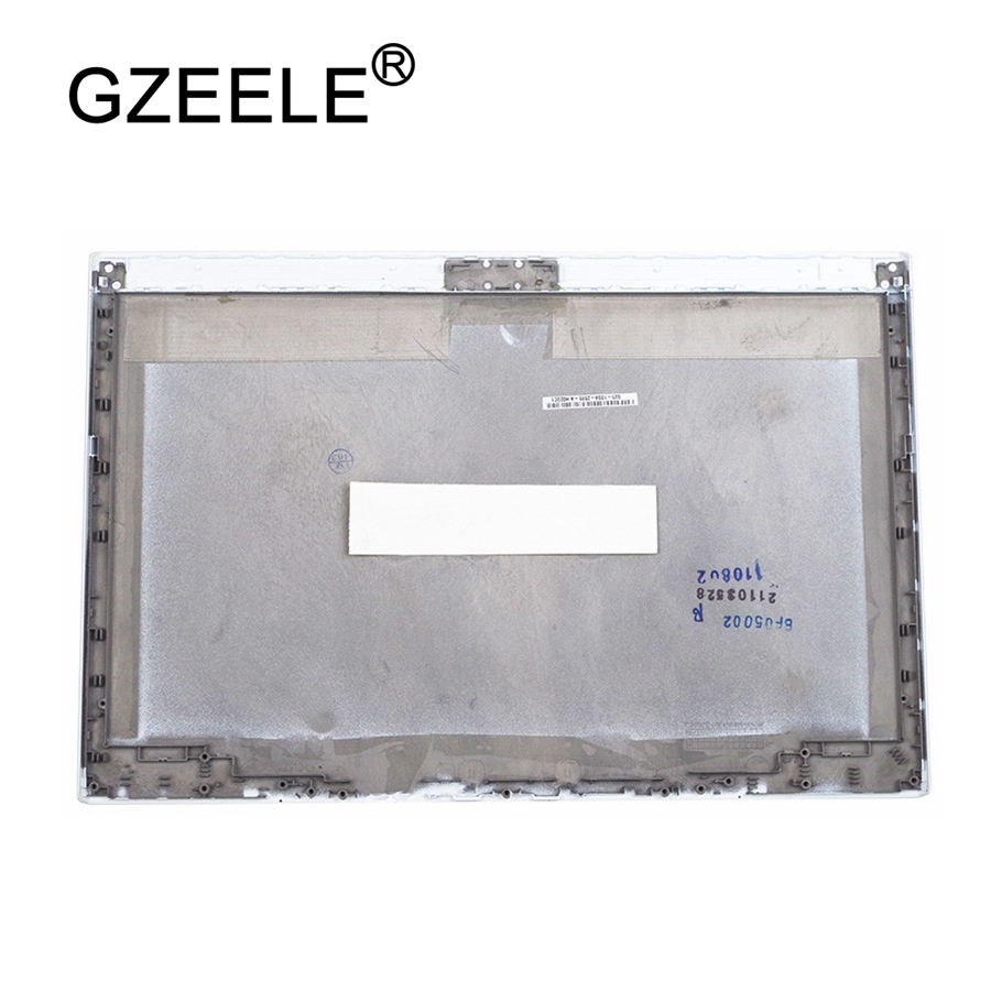 GZEELE Laptop Top LCD Back Cover case for SONY SVS131 SVS132 SVS131100C SVS13117ECB ECP SVS13 SVS13129CJ SVS13115FLB SVS13A1AJ wzsm wholesale brand new lcd flex video cable for sony vaio svs13 svs131 svs13a v120 laptop cable p n 364 0211 1104 a