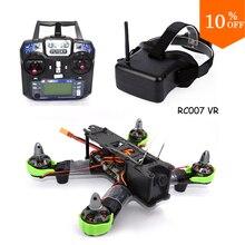3D caméra RC avion QAV 210mm RTF Quadcopter 007 3D VR 5.8G 40CH Pouces dron HD lunettes Vidéo Écran Drone drones professionnels