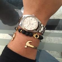 Горячая мода Мужская двойной металлической молоток браслет-цепочка Ювелирные изделия стиль восстановление древних способов, бесплатный shippingbracelet мужчин